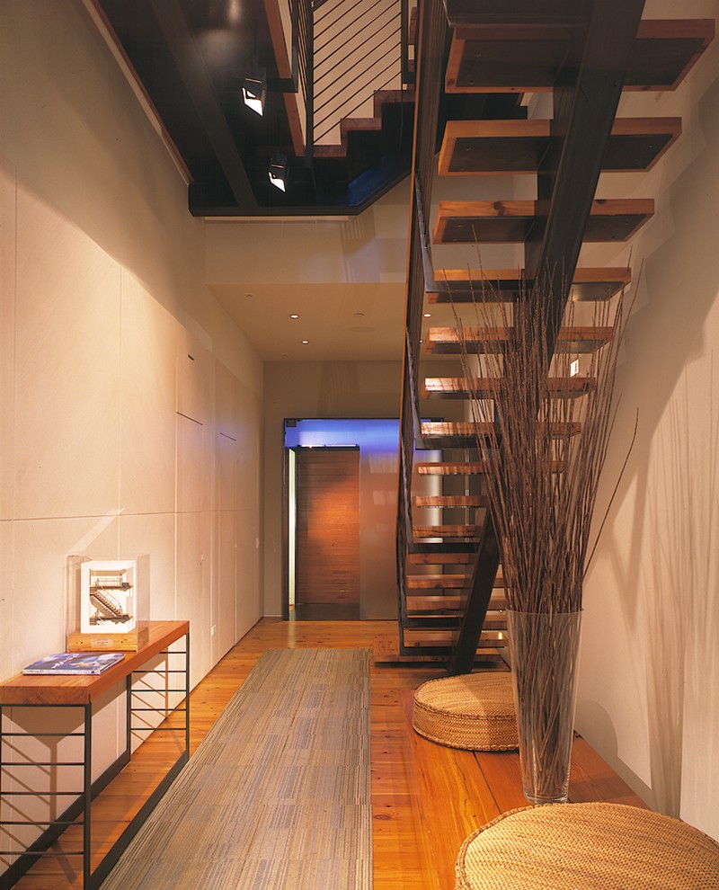 NYC townhouse renovation by Turett Collaborative Architects 07