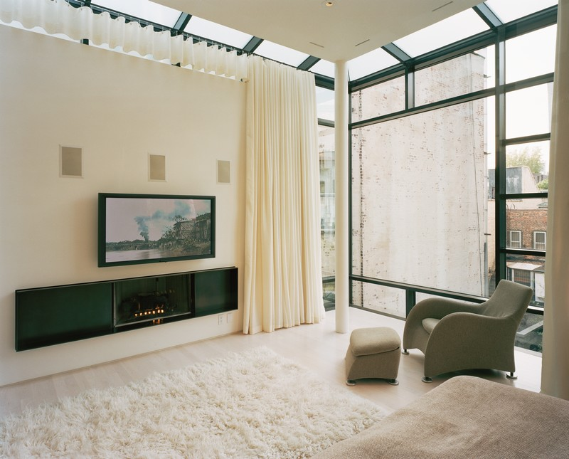 NYC townhouse renovation by Turett Collaborative Architects 09