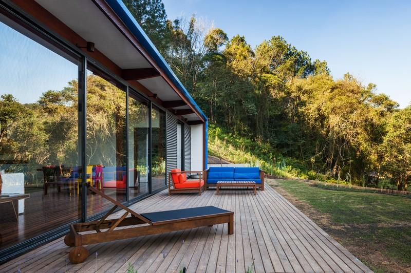 OZ House by Andrade Morettin Arquitetos Associados 04