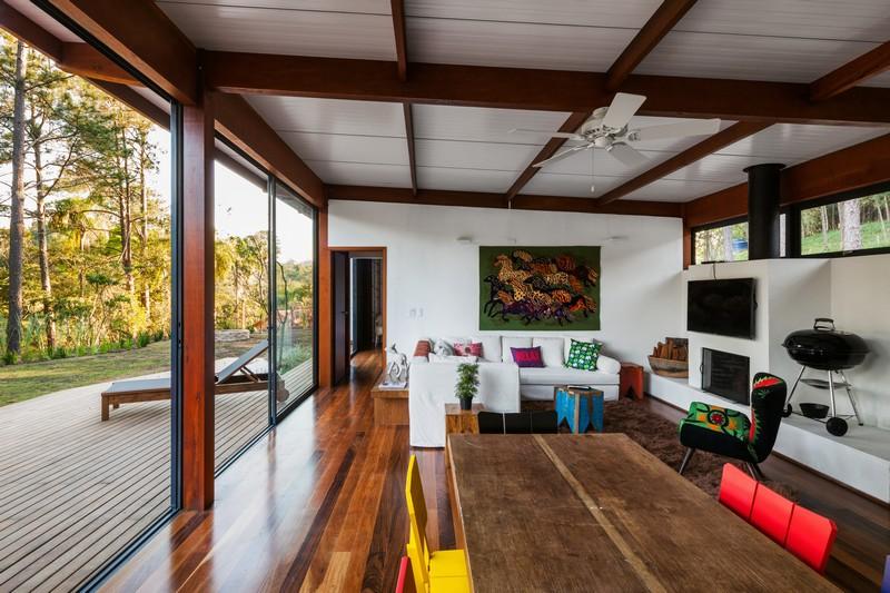 OZ House by Andrade Morettin Arquitetos Associados 05
