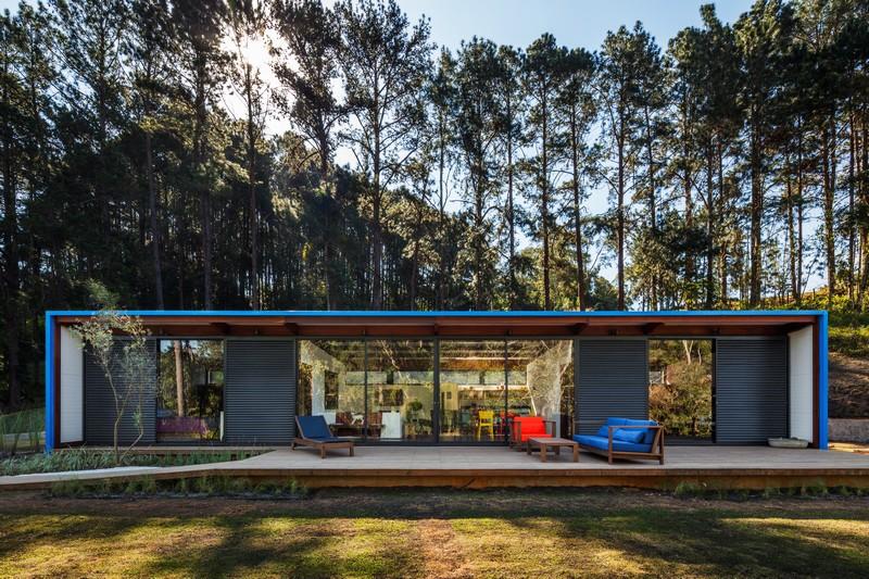 OZ House by Andrade Morettin Arquitetos Associados 09