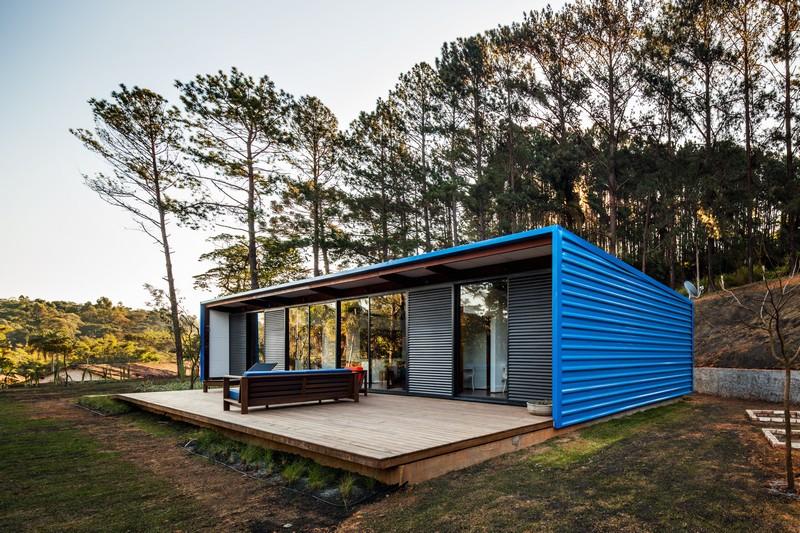 OZ House by Andrade Morettin Arquitetos Associados 11