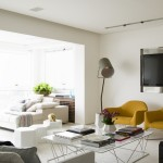 Panamby Apartment by Diego Revollo 08