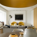 Panamby Apartment by Diego Revollo 12
