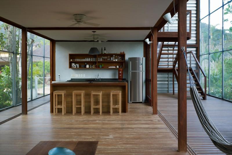 RR House by Andrade Morettin Arquitetos Associados 01