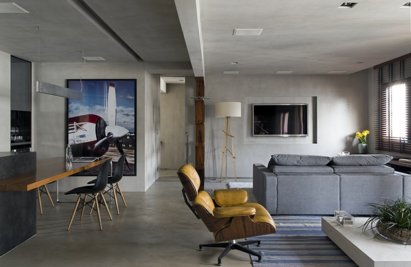 Real Parque Loft by Diego Revollo 03