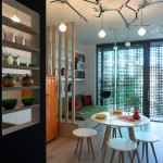 Small apartment for rent by GAO architects 01
