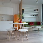 Small apartment for rent by GAO architects 02