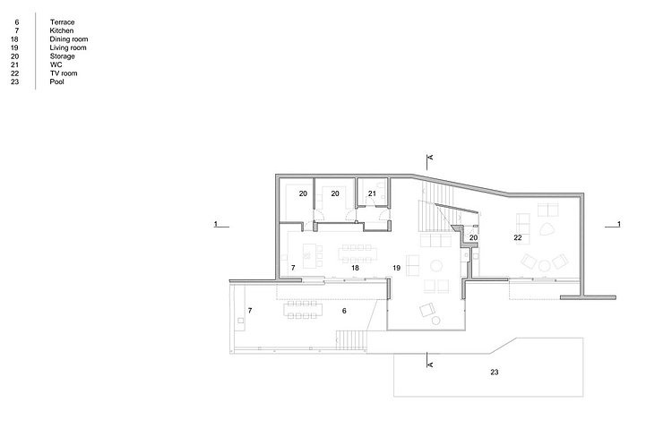 V2 House by 3LHD Architects 15