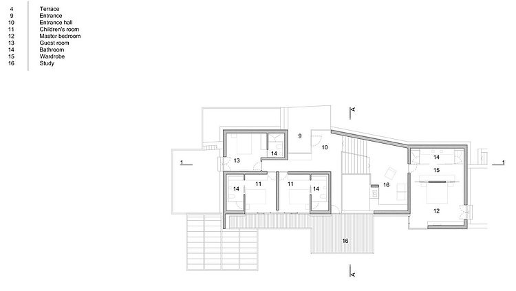 V2 House by 3LHD Architects 16