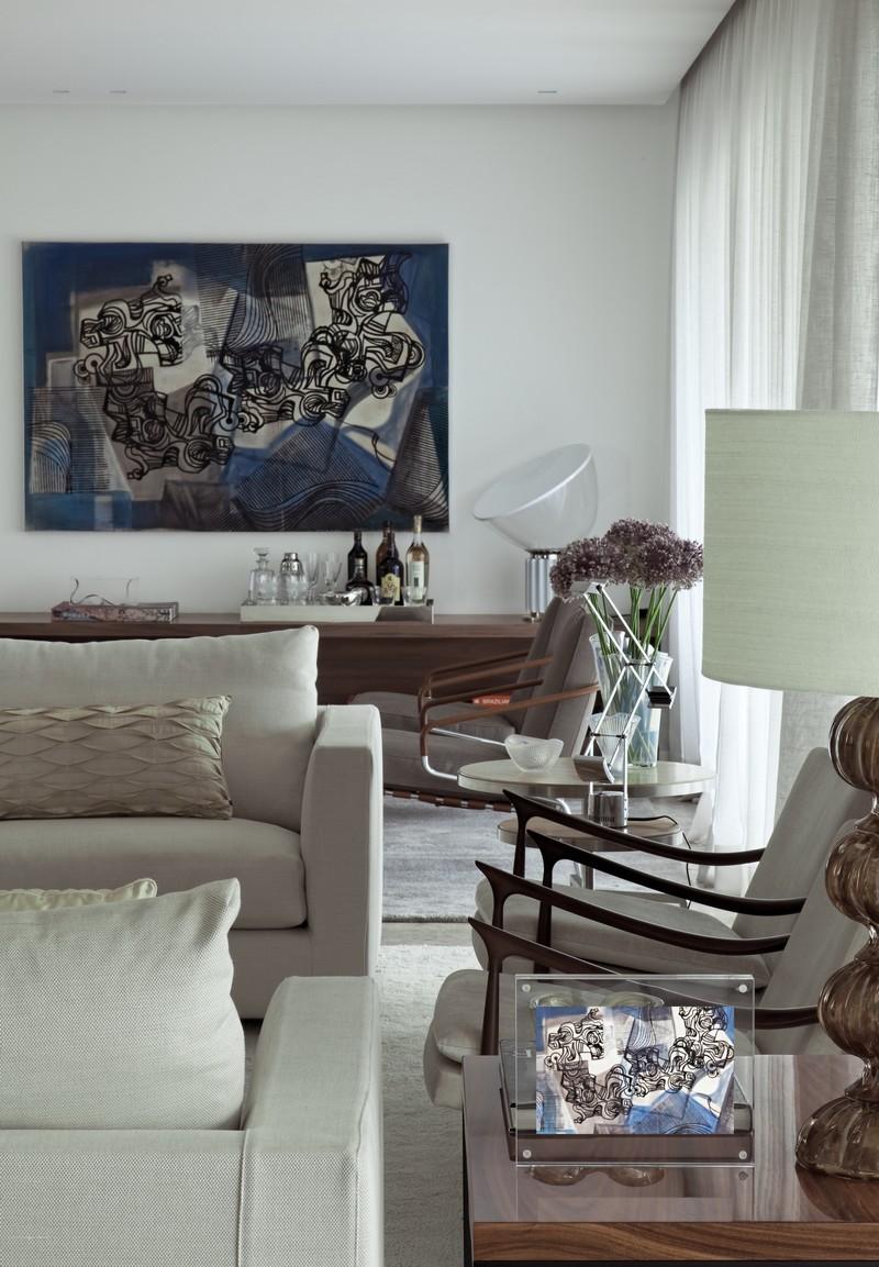 Vila Nova Apartment by Diego Revollo 10
