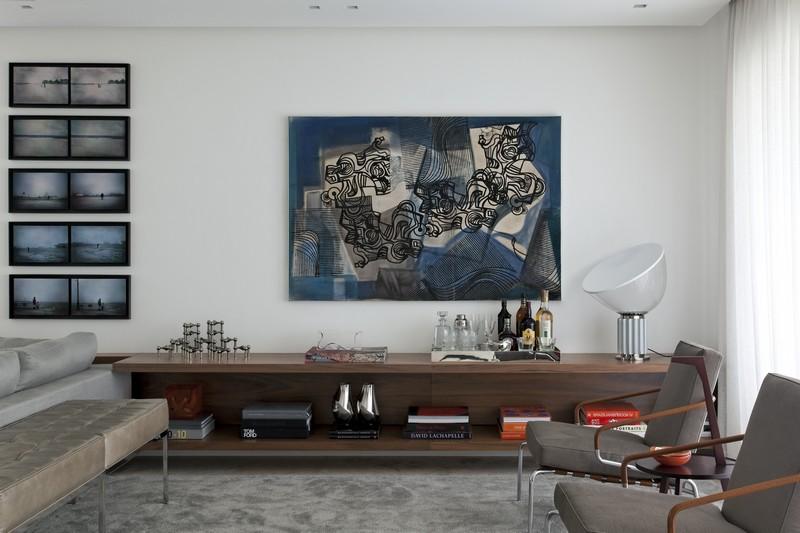 Vila Nova Apartment by Diego Revollo 16