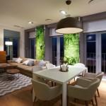 Apartment in Dnepropetrovsk by SVOYA Studio 16