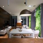 Apartment in Dnepropetrovsk by SVOYA Studio 21