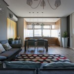 Apartment in Ukraine by SVOYA Studio 01