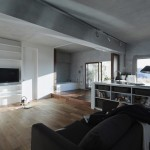 Bath Kitchen House by Takeshi Shikauchi 02