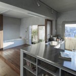Bath Kitchen House by Takeshi Shikauchi 05