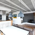 Beam&Block House by modelina 01