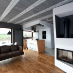Beam&Block House by modelina 02