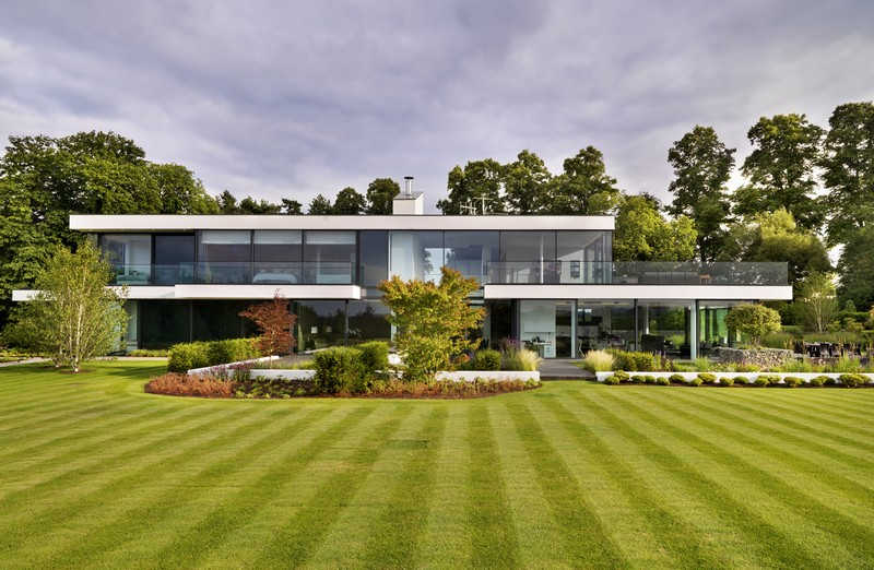 Berkshire house by Gregory Phillips Architect 01