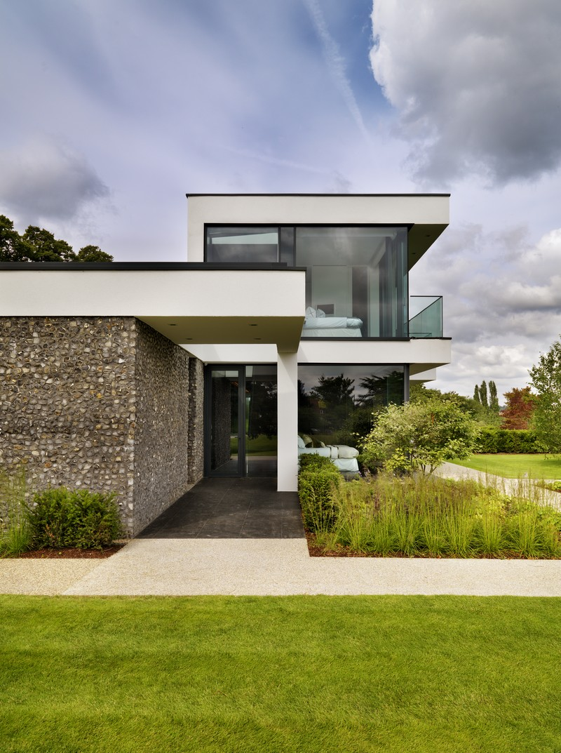 Berkshire house by Gregory Phillips Architect 29