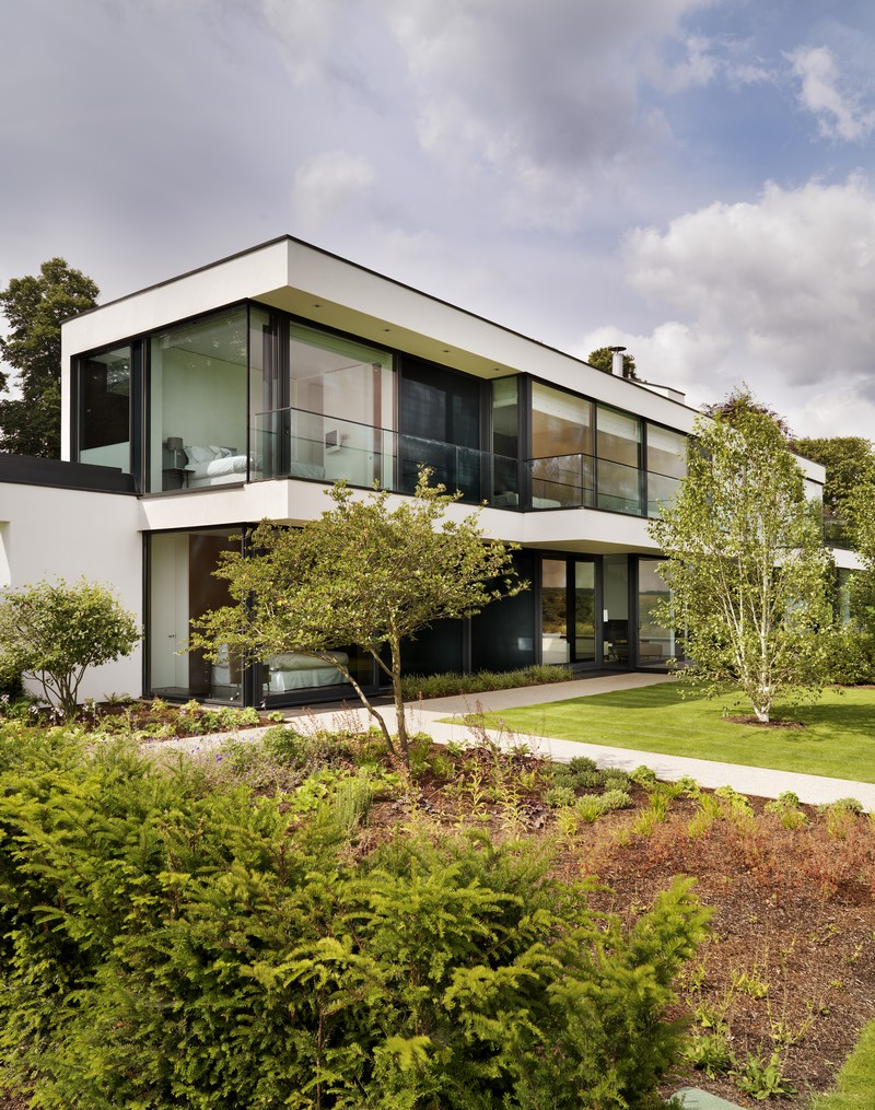 Berkshire house by Gregory Phillips Architect 30