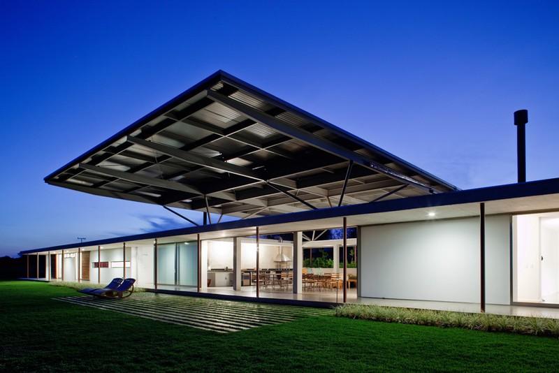 F.S. House by Andrade Morettin Arquitetos Associados 01
