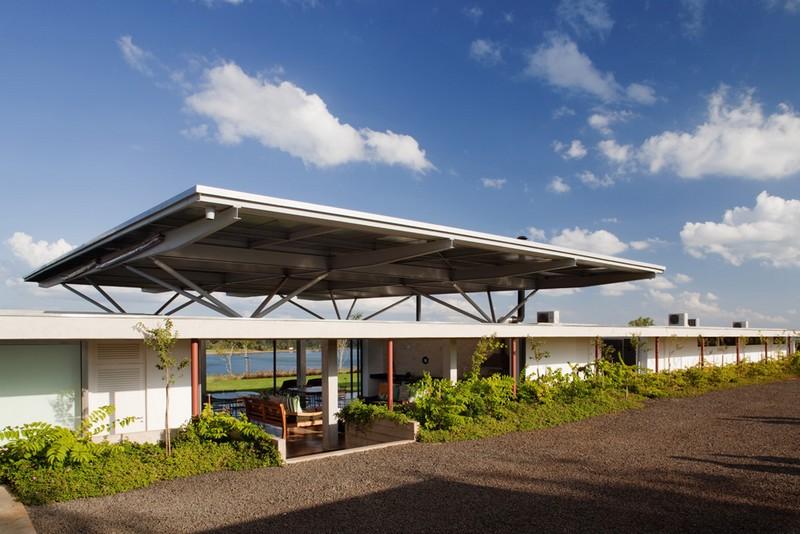 F.S. House by Andrade Morettin Arquitetos Associados 06