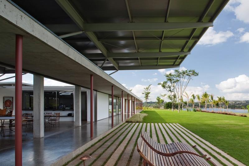 F.S. House by Andrade Morettin Arquitetos Associados 08