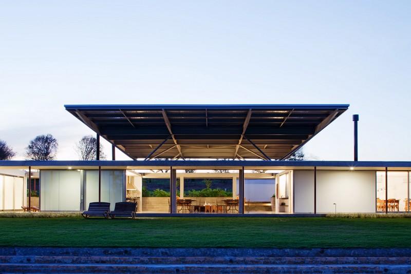 F.S. House by Andrade Morettin Arquitetos Associados 12
