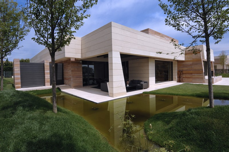 House 4 by A-cero 25
