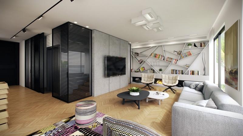 House in Ramat Sharon by Studio Aristo 01