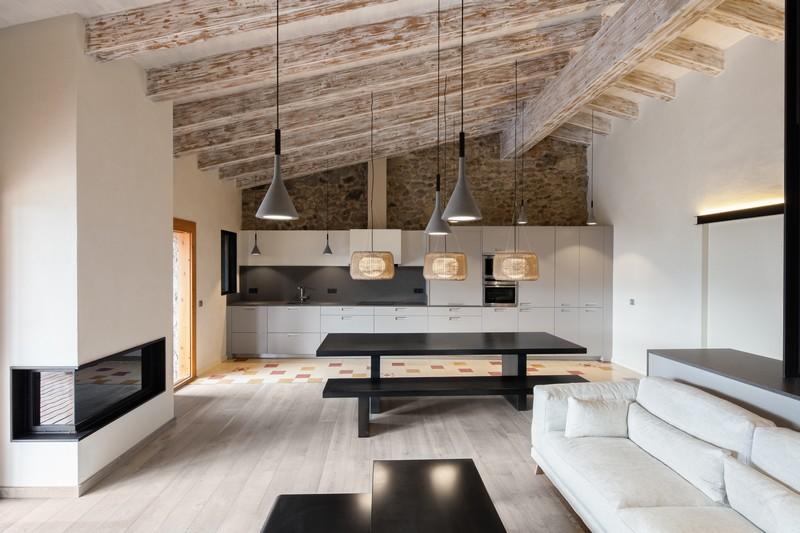 Housing Rehabilitation in La Cerdanya by Dom Arquitectura 06