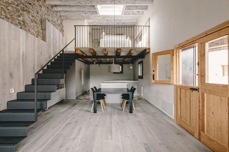 Housing Rehabilitation in La Cerdanya by Dom Arquitectura 07