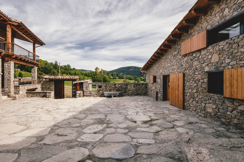 Housing Rehabilitation in La Cerdanya by Dom Arquitectura 21