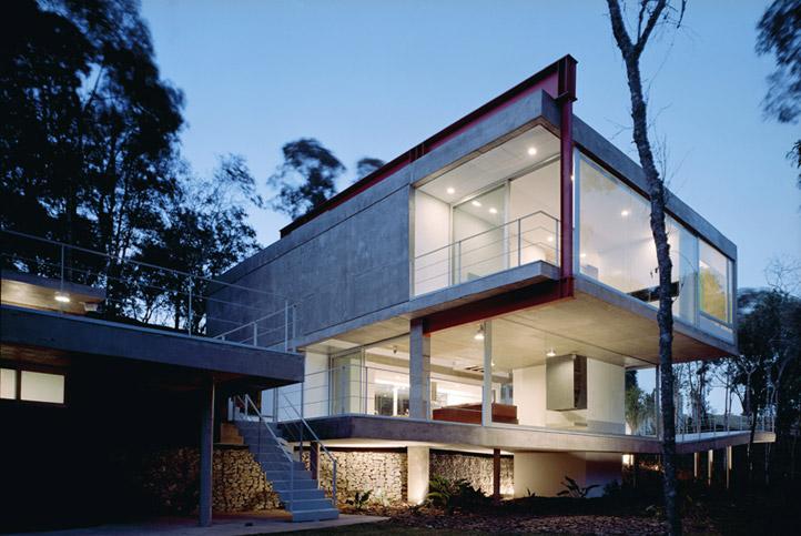 M.M. House by Andrade Morettin Arquitetos Associados 01
