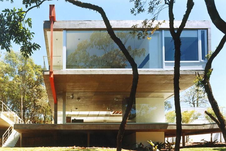 M.M. House by Andrade Morettin Arquitetos Associados 02