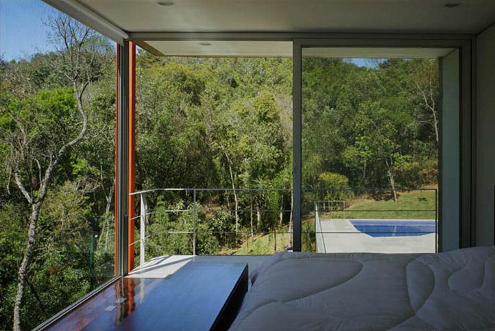M.M. House by Andrade Morettin Arquitetos Associados 05