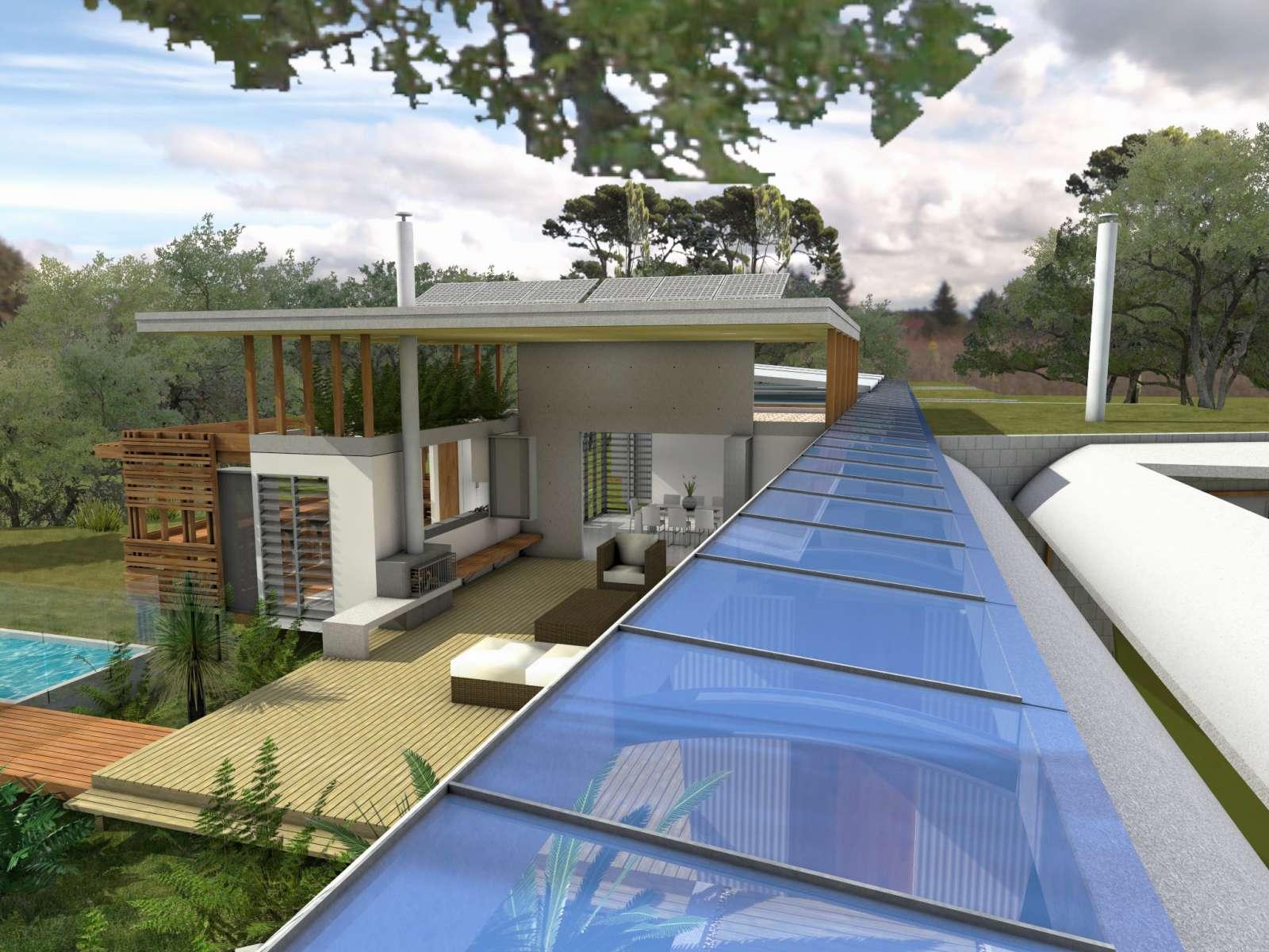 Valentine House by Bleuscape Design & Architecture Services 03