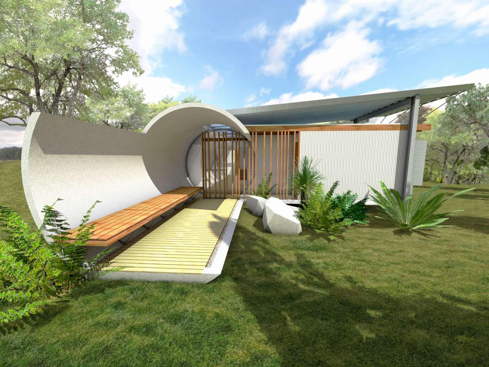 Valentine House by Bleuscape Design & Architecture Services 04