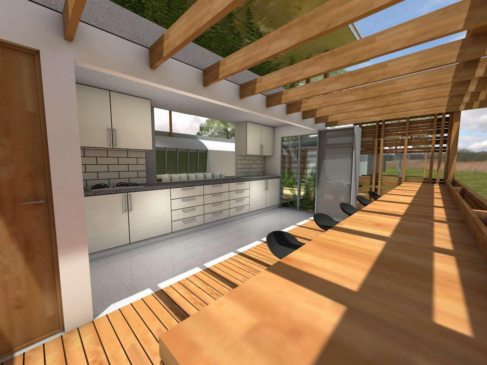 Valentine House by Bleuscape Design & Architecture Services 09