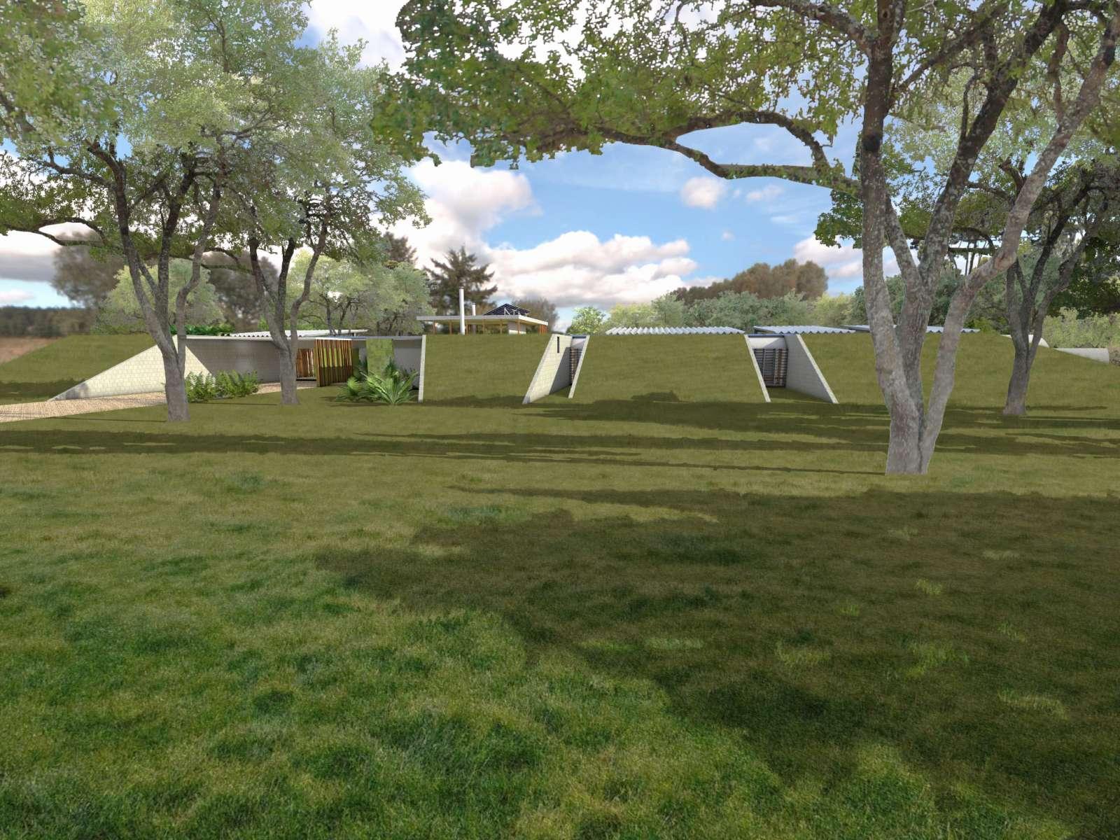 Valentine House by Bleuscape Design & Architecture Services 15