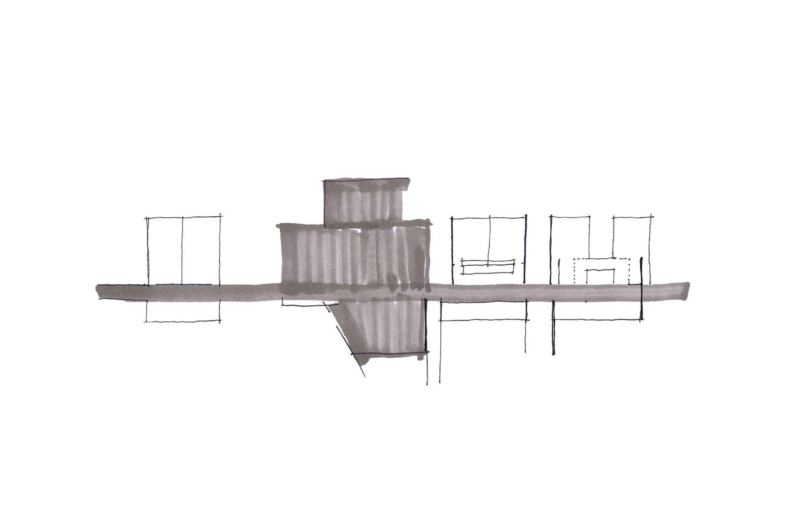 Valentine House by Bleuscape Design & Architecture Services 17