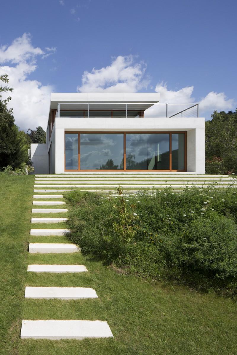 villa s by ian shaw architekten myhouseidea. Black Bedroom Furniture Sets. Home Design Ideas