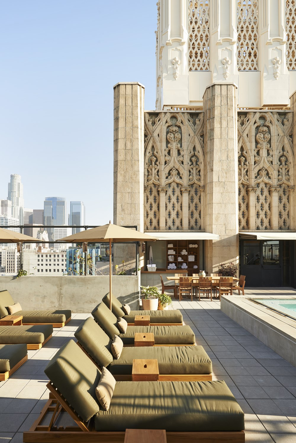 ACE Hotel Los Angeles 15