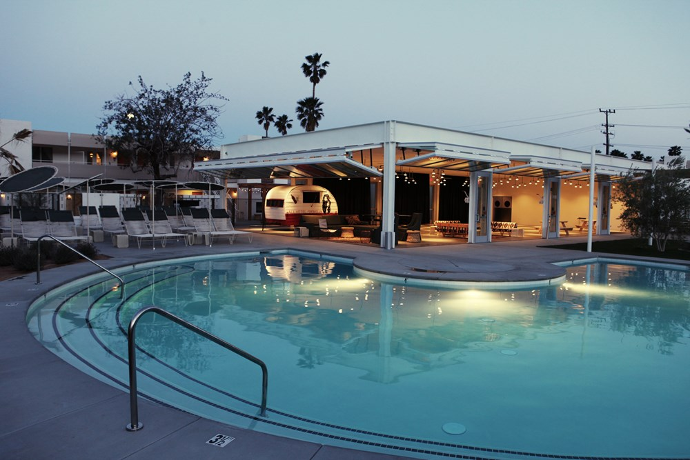 Ace Hotel Amp Swim Club Is A 173 Room Hotel Spa And