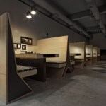 Commercial space by Ganna Design 07