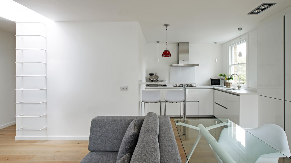 Fulham flat refurbishment by Dom Arquitectura 02