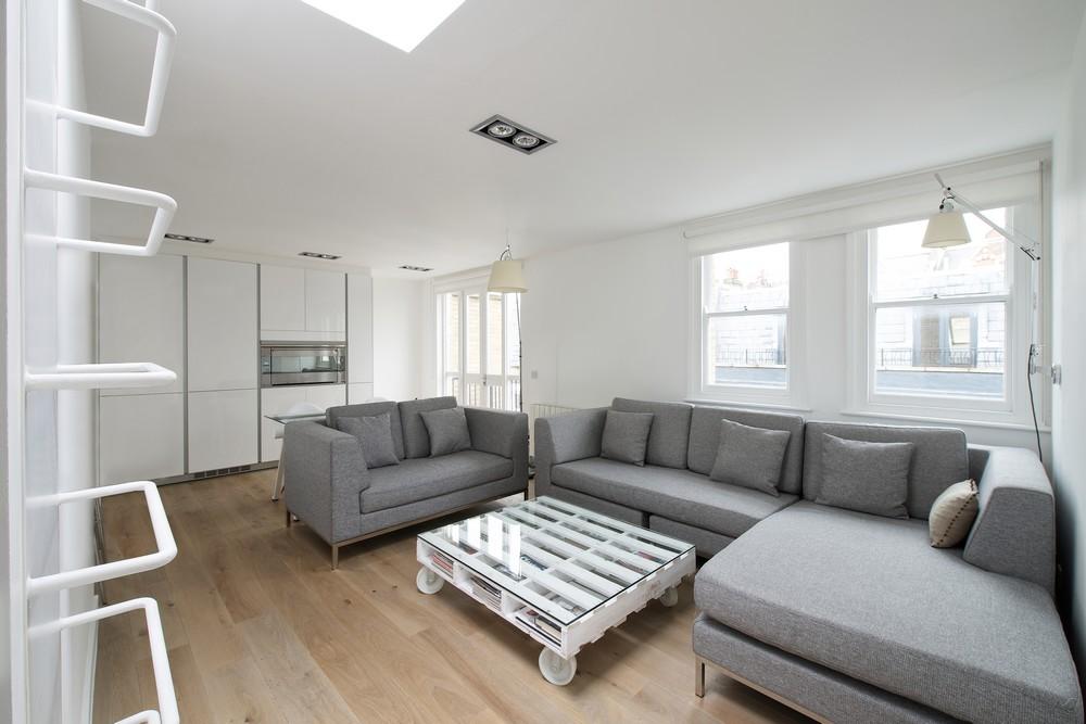 Fulham flat refurbishment by Dom Arquitectura 04