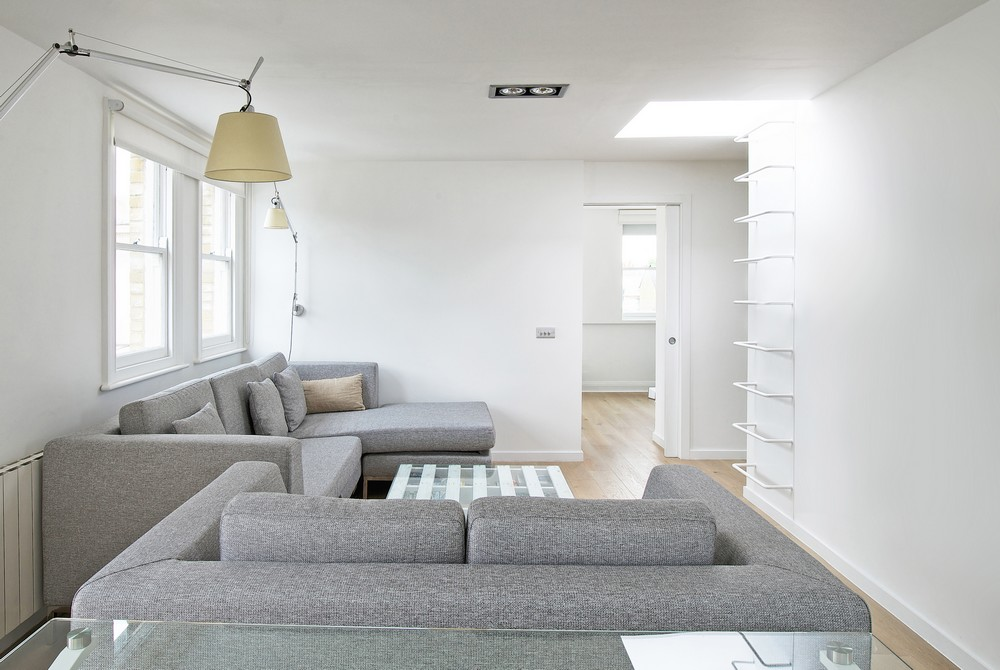 Fulham flat refurbishment by Dom Arquitectura 06